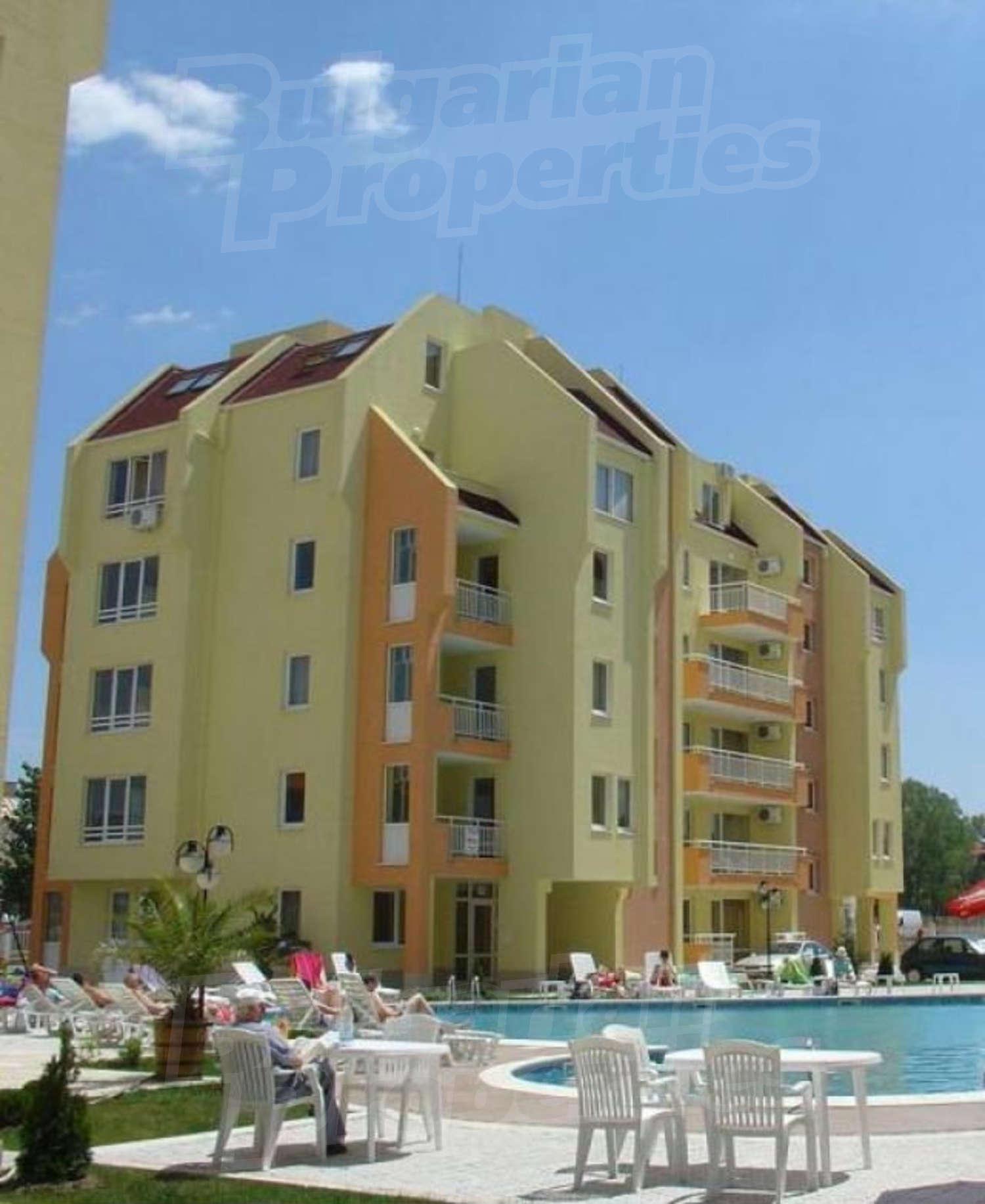 Apartment For Sale In Sea Dreams In Sunny Beach, Bulgaria