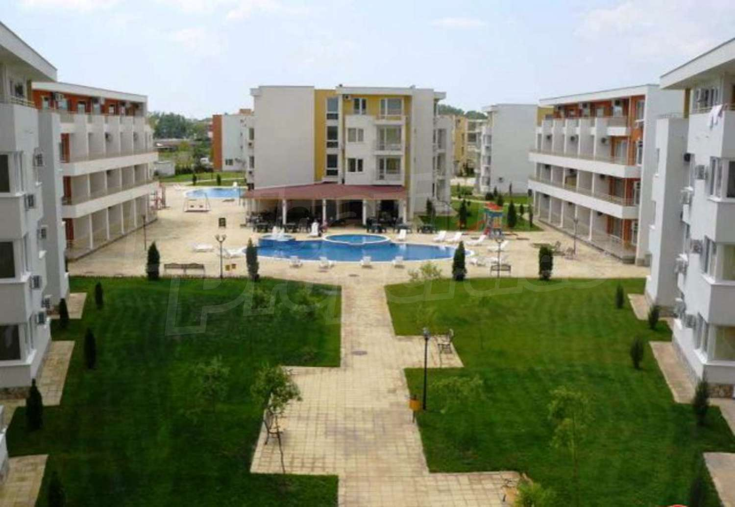 2 Bedroom Apartment For Sale In Nessebar Fort Club In