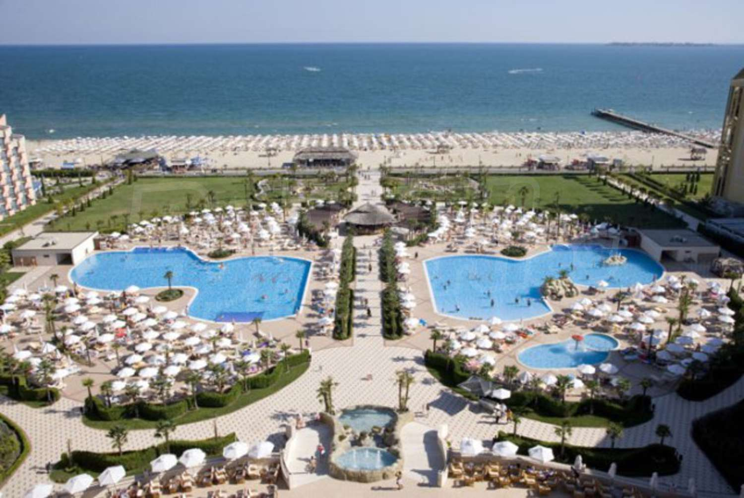 Apartment For In Majestic Hotel And Residence Sunny Beach Bulgaria Frontline 5 Star Bijou The Centre Of