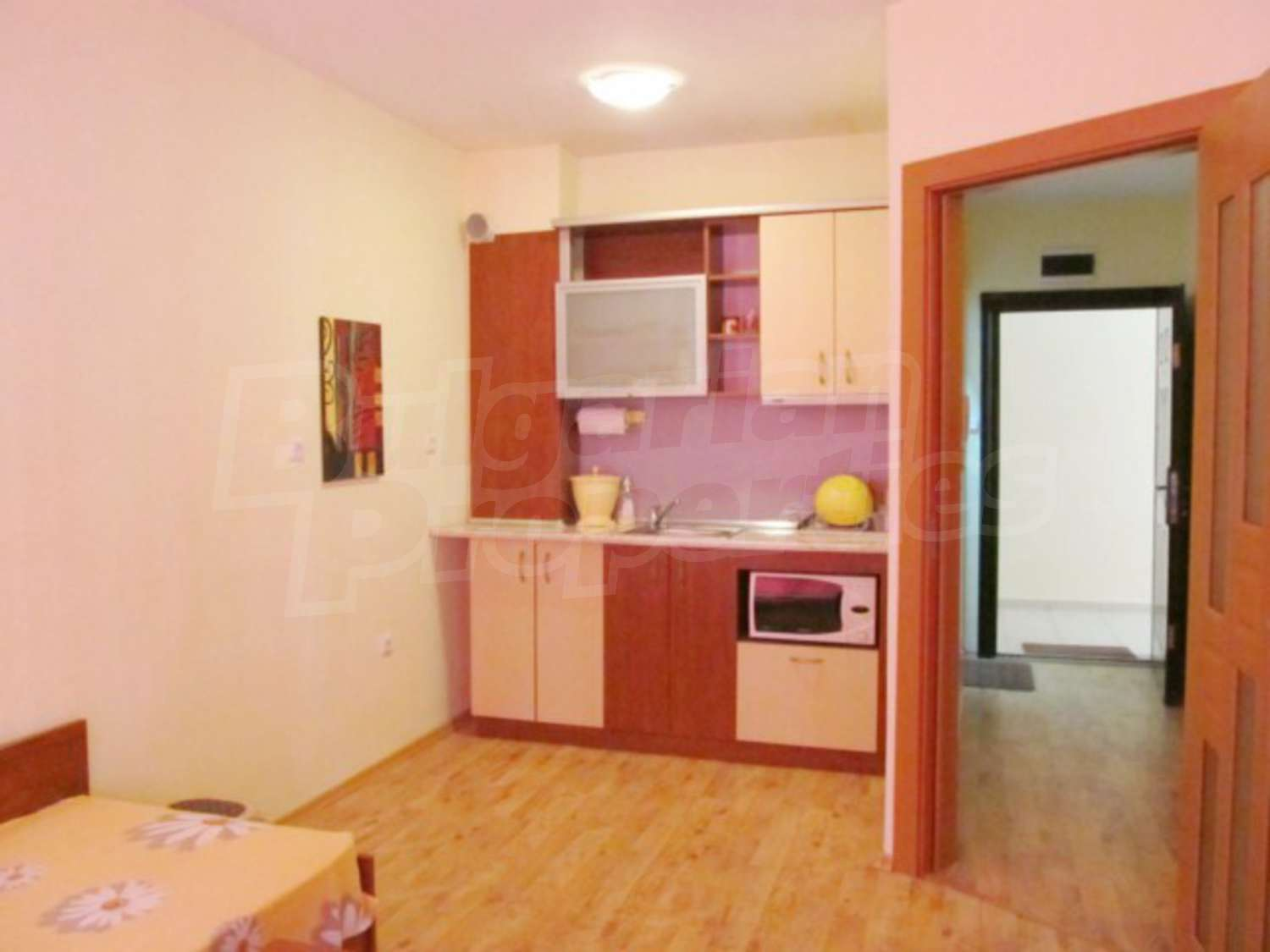 Apartment For Sale In Pomorie Bulgaria Furnished Apartment Near The Beach One Bedroom