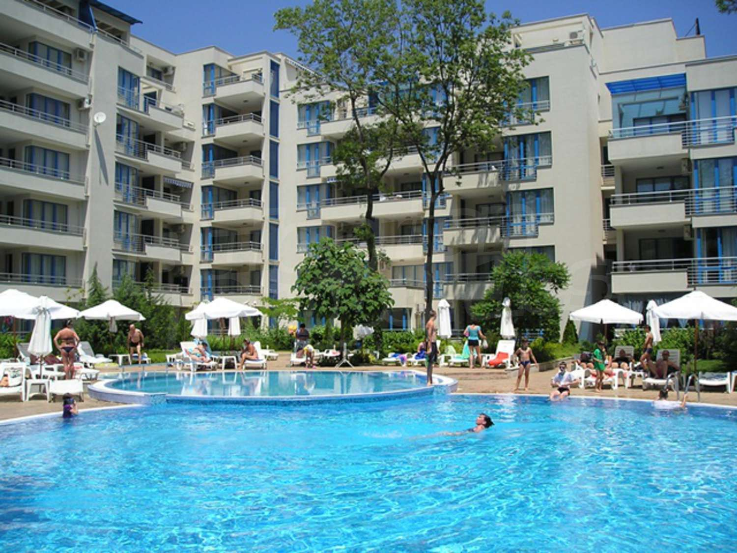 Apartment For Sale In Excelsior In Sunny Beach Bulgaria Apartment In Luxurious Complex In Sunny Beach One Bed Room Apartment In Excelsior Complex
