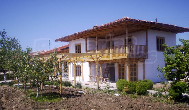 Недорого дом в деревне в Наксос