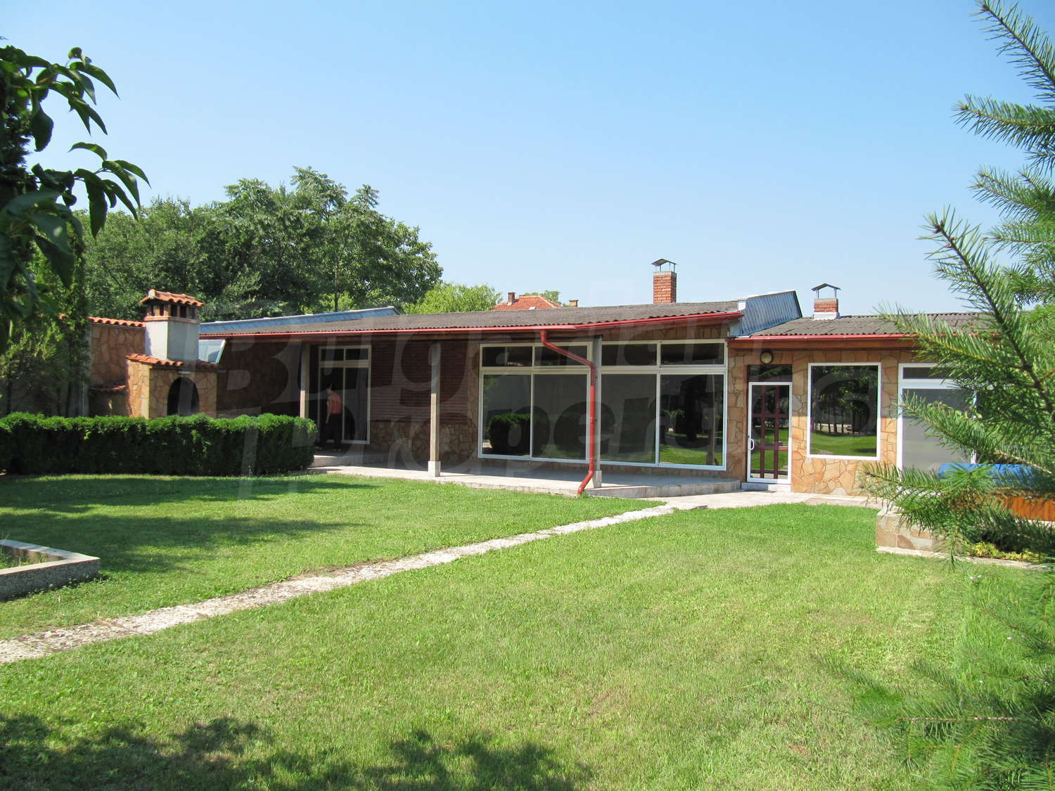 House for sale near plovdiv bulgaria property with huge for American style homes