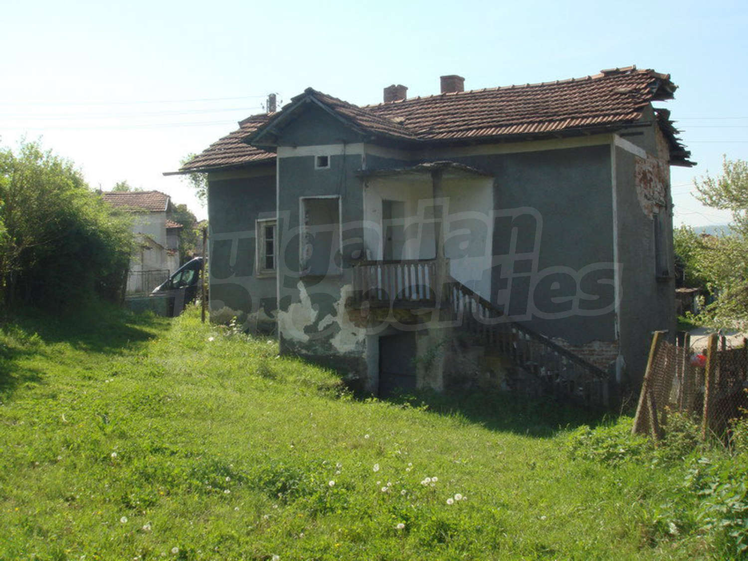 House for sale near lovech bulgaria a plot of land with old house in a small town 33 km of - Houses for small plots of land ...