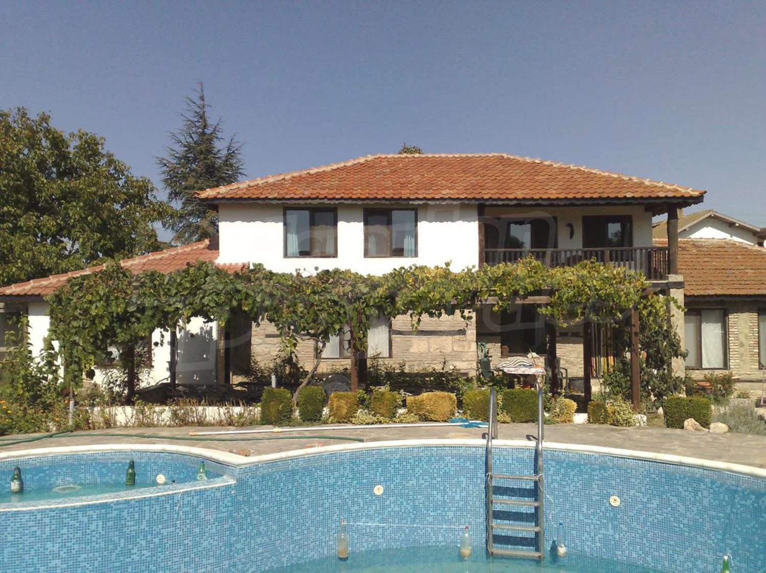 House For Sale Near Varna Varna Bulgaria Big House With Swimming Pool Very Close To Varna