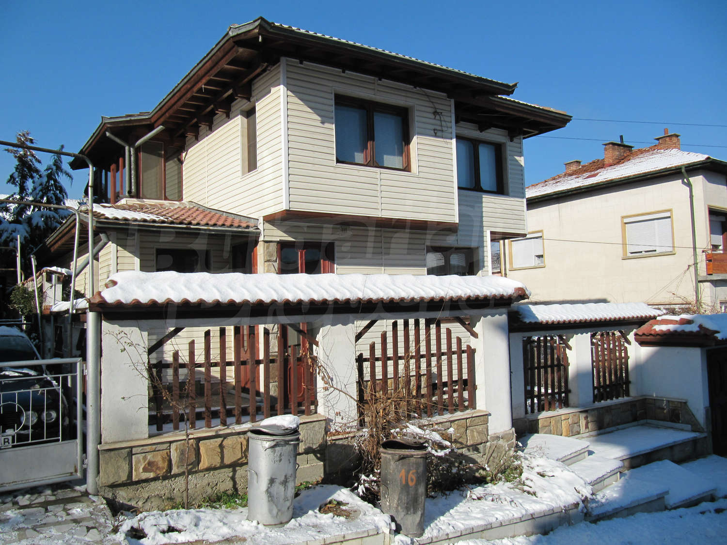 House for sale in velingrad spa complex maxi bulgaria for House with courtyard in center