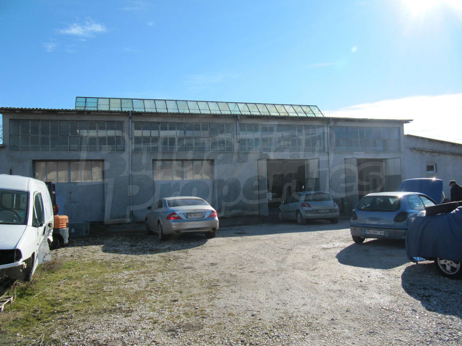 Business For Sale Near Plovdiv, Bulgaria. Equipped And