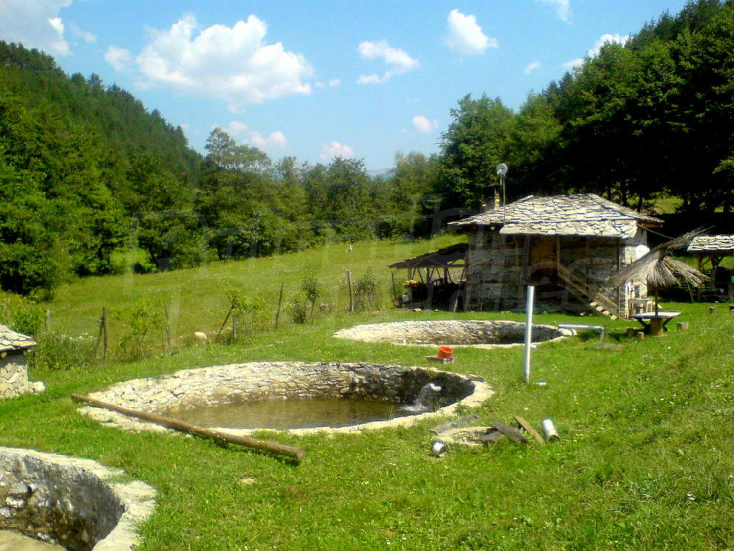 farm for sale near bansko bulgaria fish farm with large