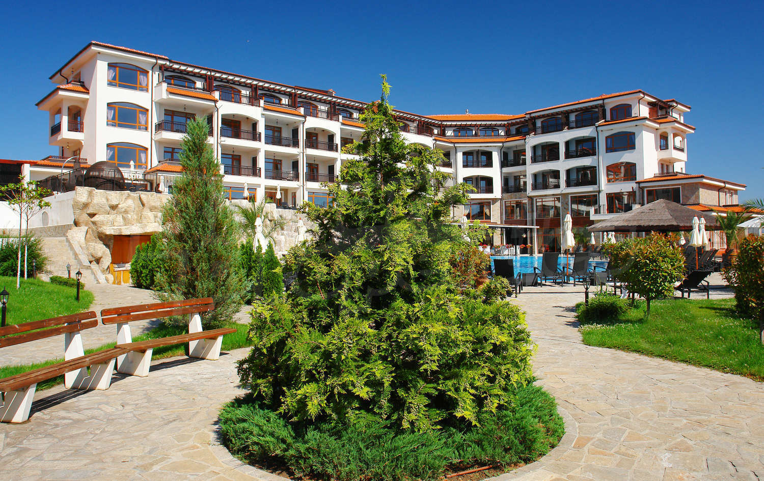 Apartment For Sale In The Vineyards Spa Resort Near Burgas