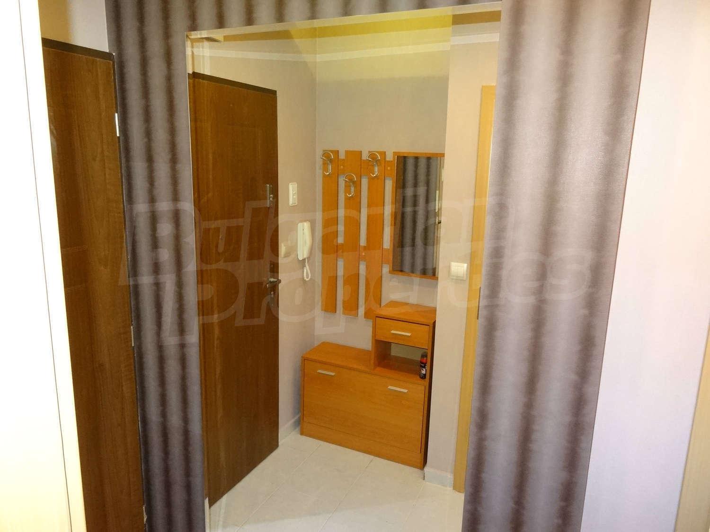 bedroom apartment for rent in varna quarterbriz bulgaria