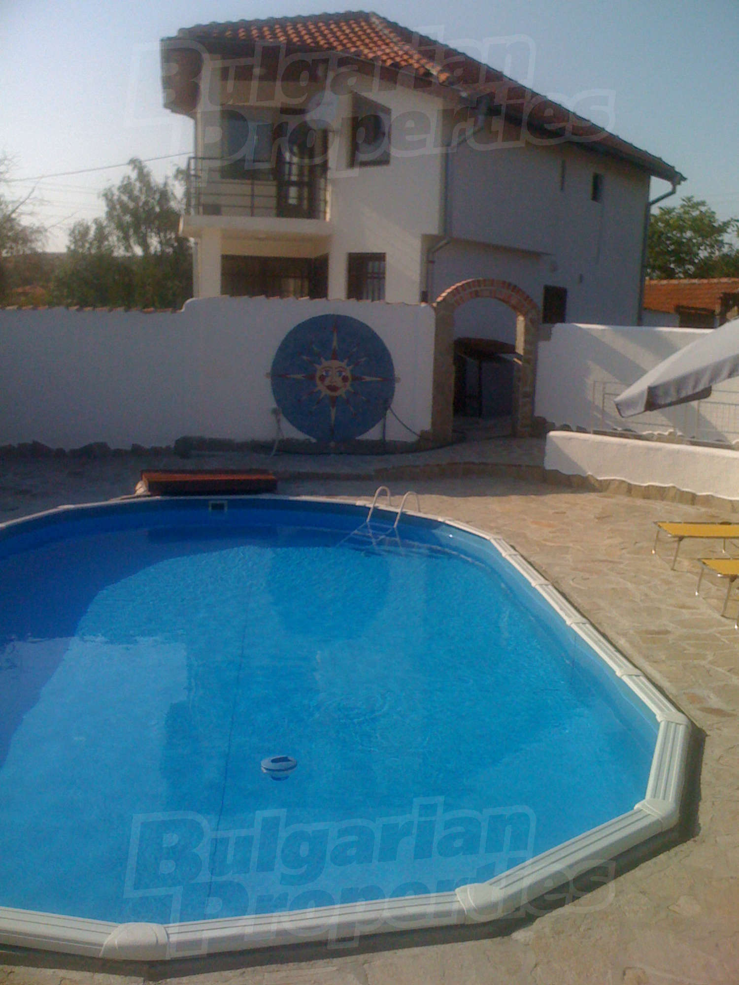 House For Sale Near Burgas Bulgaria New House With