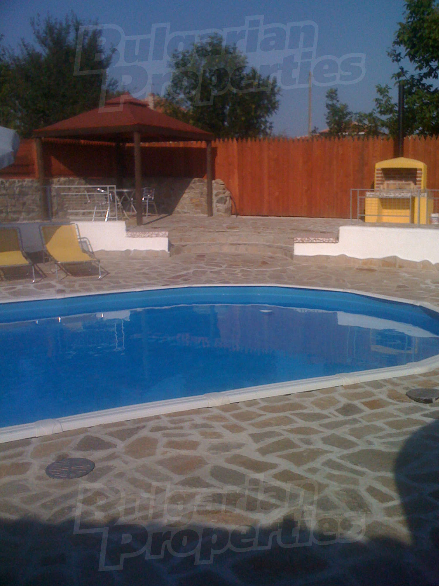 House for sale near burgas bulgaria new house with for Big house for sale with swimming pool