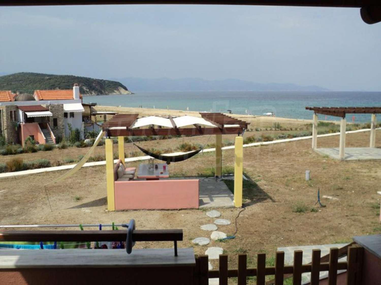 Дом в остров Иериссос на побережье