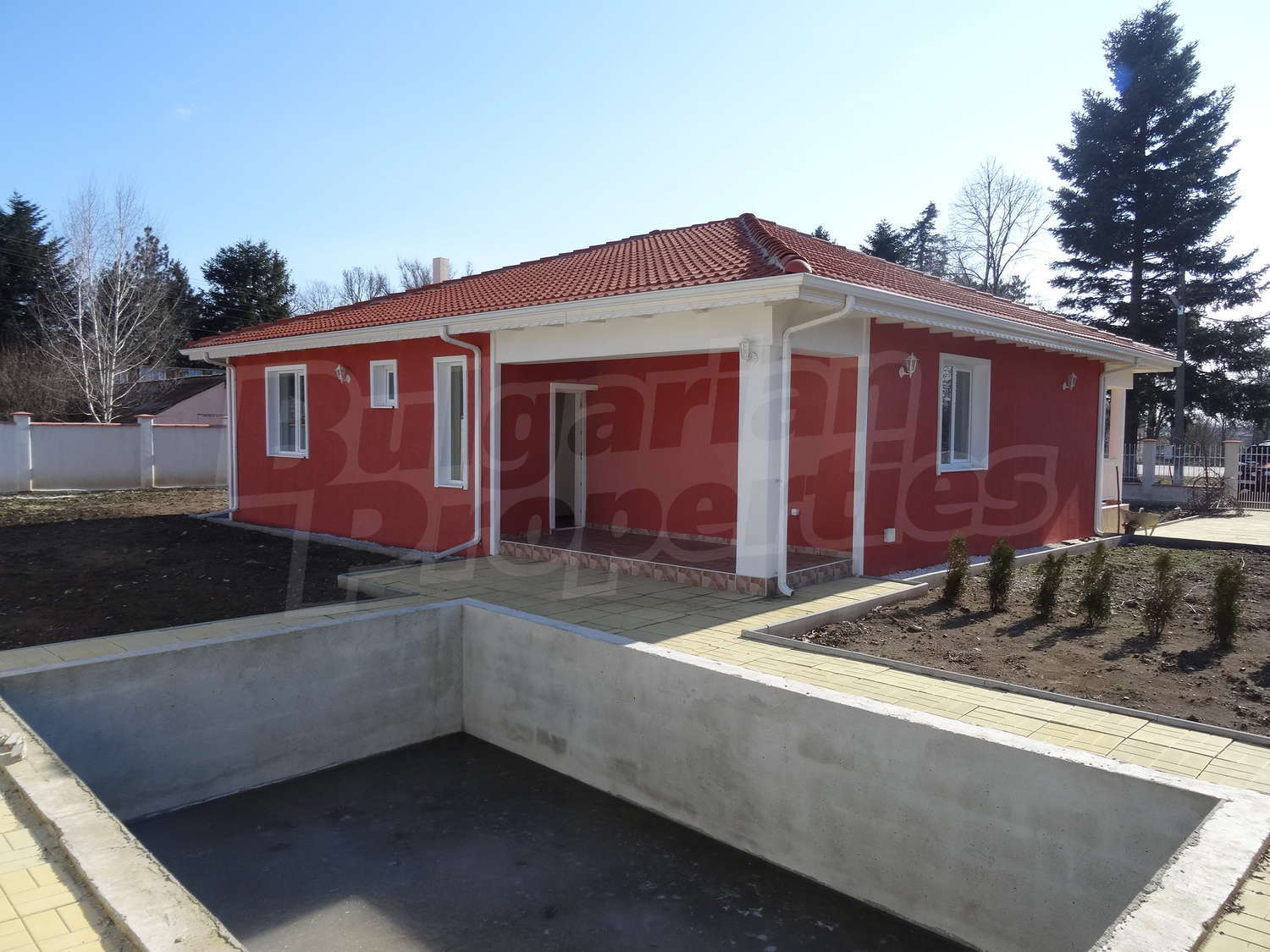 House For Sale Near Balchik Bulgaria House With Swimming