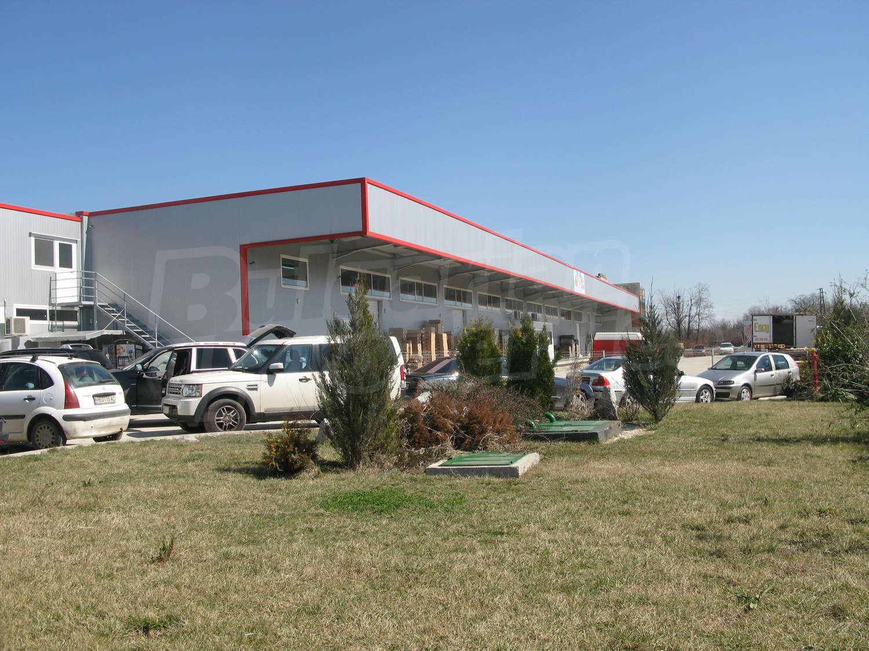 Logistic Centre For Sale In Plovdiv, Kazlancha Area