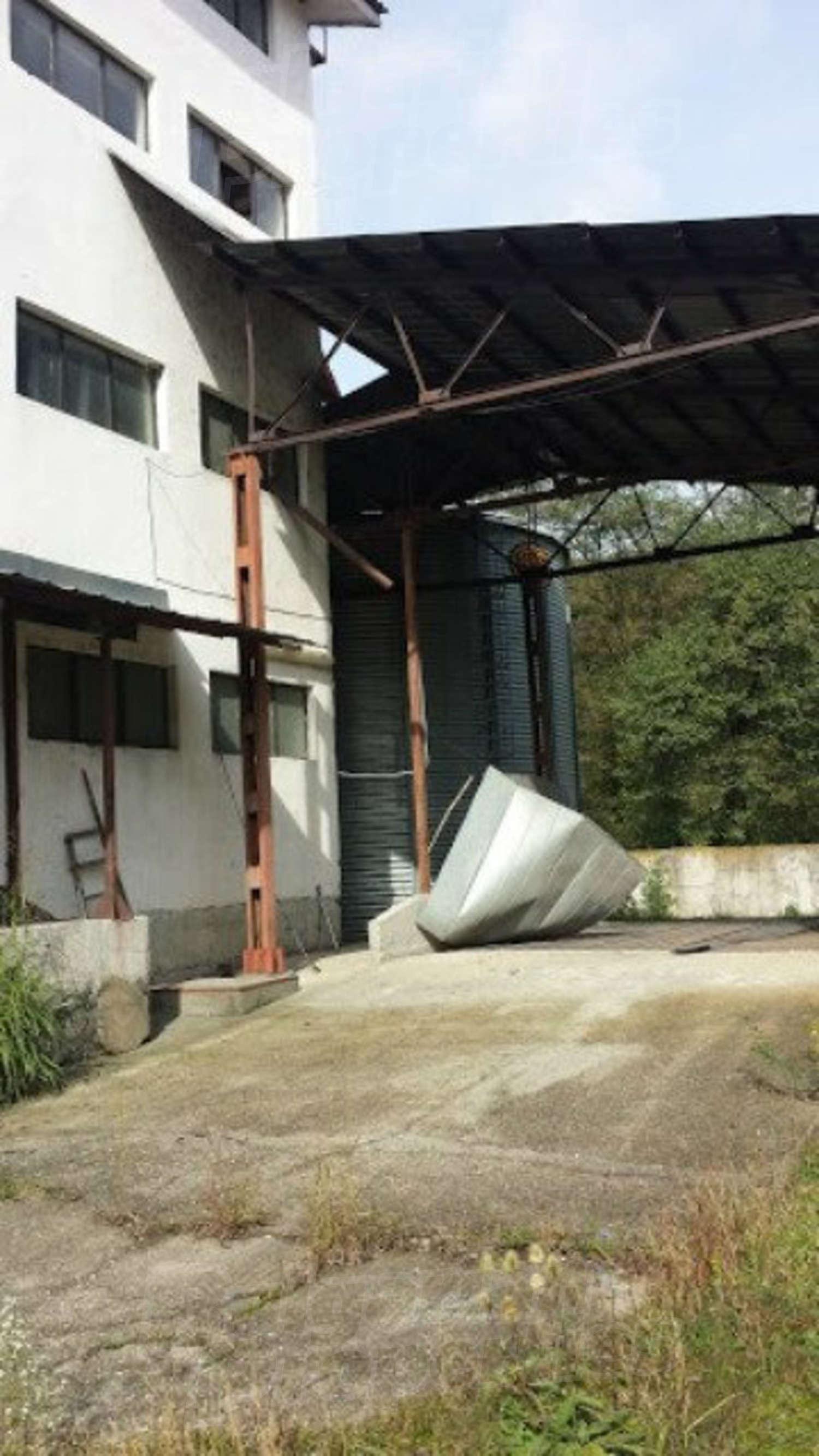 factory near housing area
