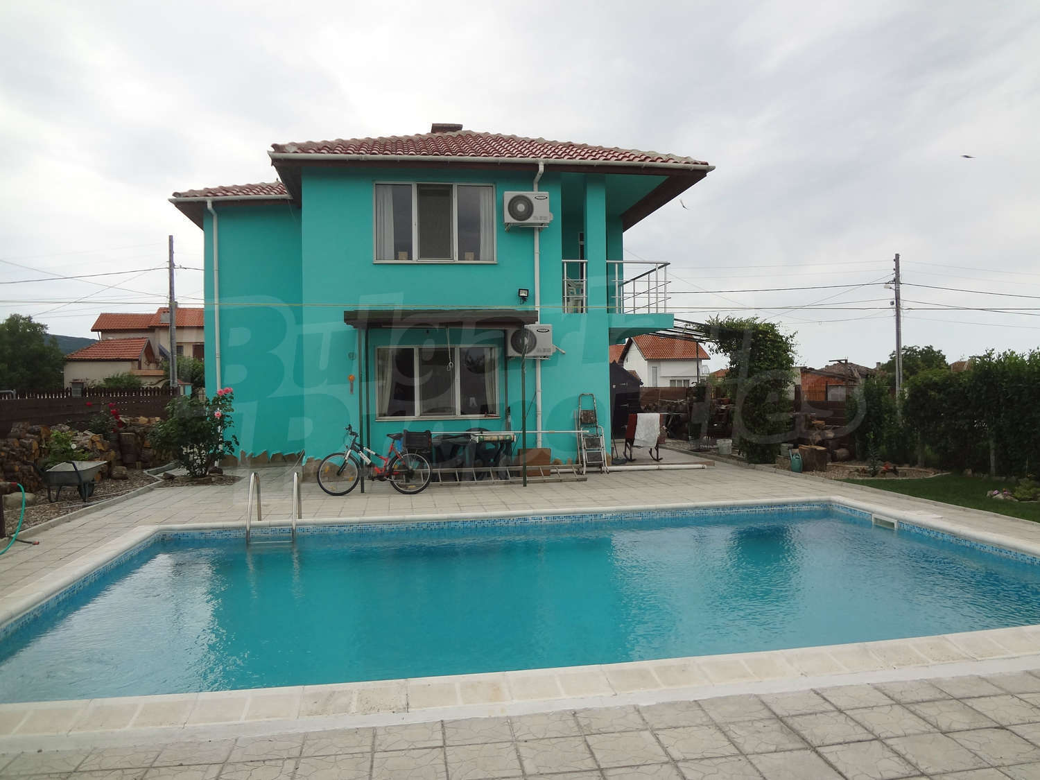 House For Sale Near Burgas Bulgaria House With Swimming Pool Near Sunny Beach