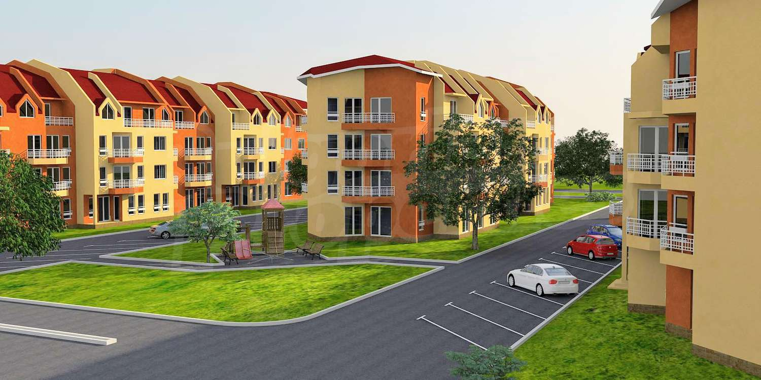 Apartment for sale in central park 3 resort near sofia for Apartments near central park