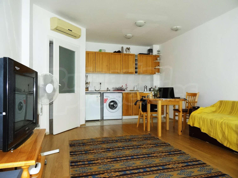 1 Bedroom Apartment For Sale In Glarus In Kavarna Bulgaria 1 Bedroom Apartment In Glarus Complex