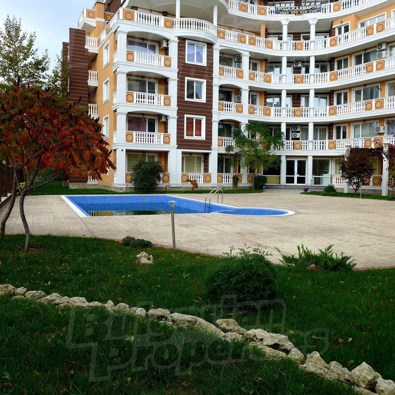 Apartment For Sale In Villa Aria In Sunny Beach, Bulgaria