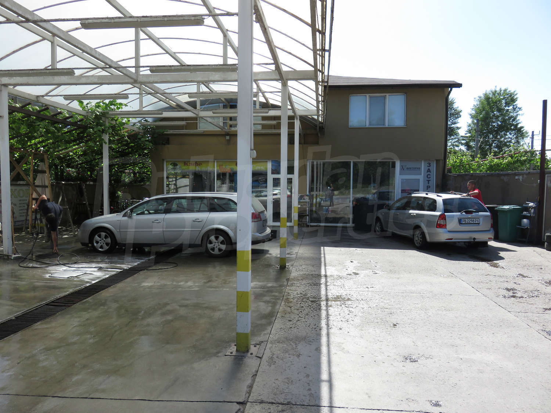 Business plan car wash cafe