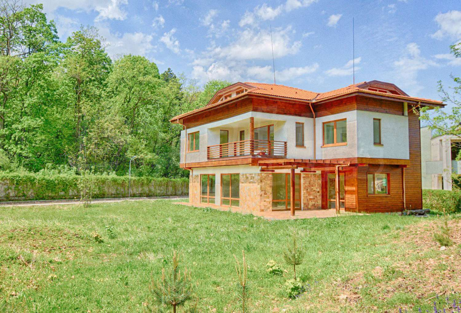 House For Sale In Sofia Village In Sofia Quartermalinova Dolina Okolovrasten Pat Bulgaria