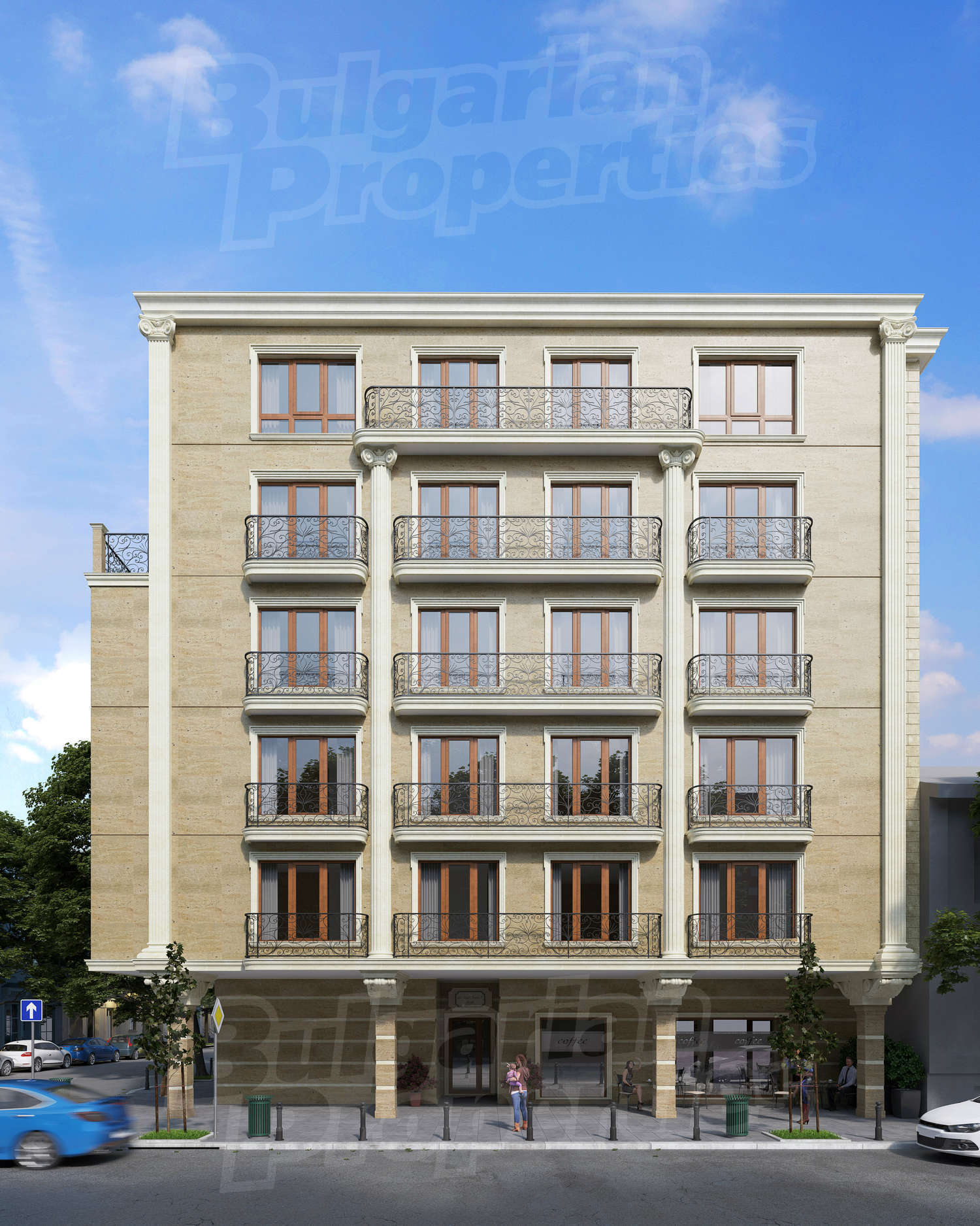 Types Of Apartment Buildings: Apartment For Sale In Varna, QuarterCherven Ploshtad