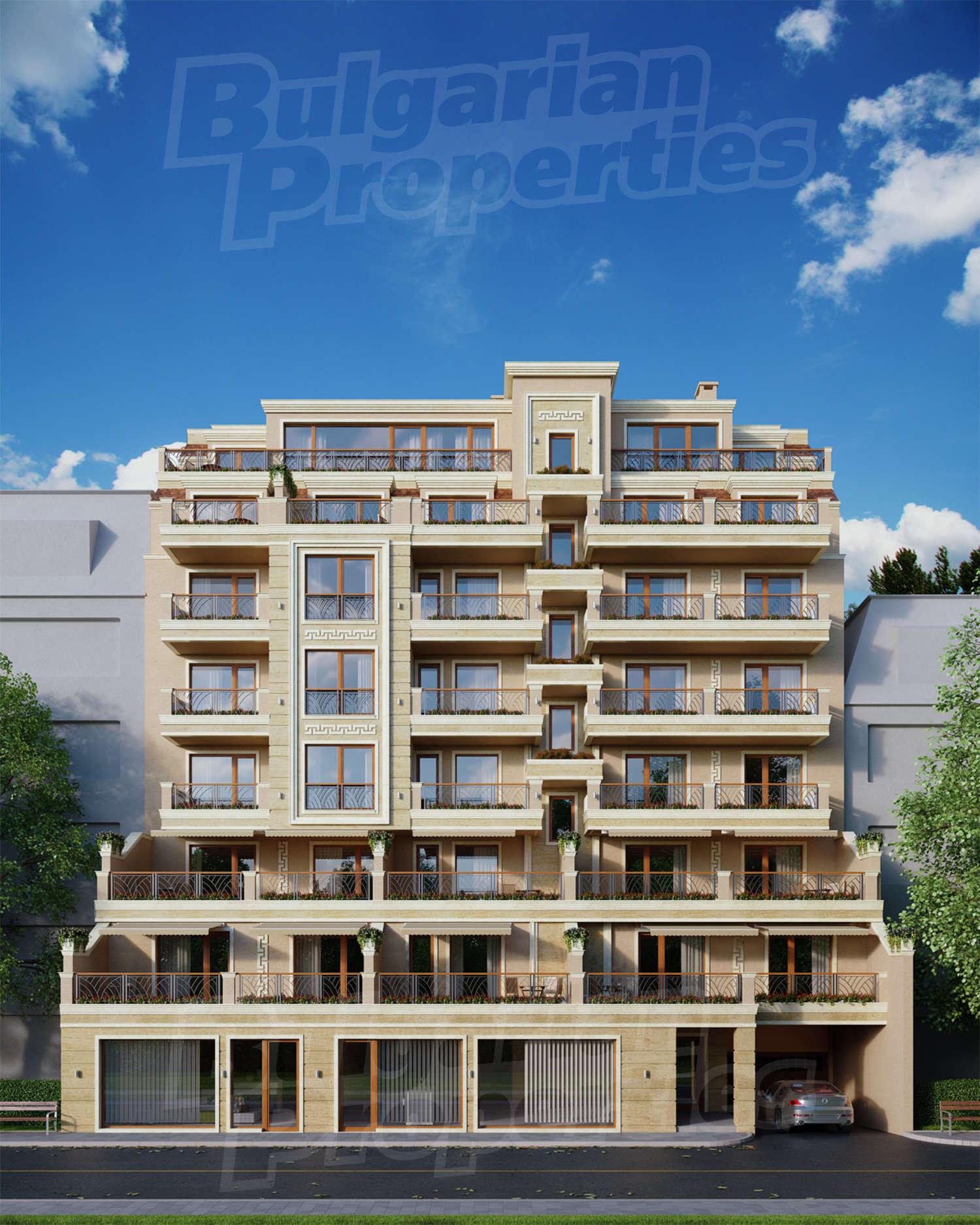 2 Bedroom Apartment For Sale In Sofia Quarterzona B 18 Do Ul Pirotska Bulgaria Two