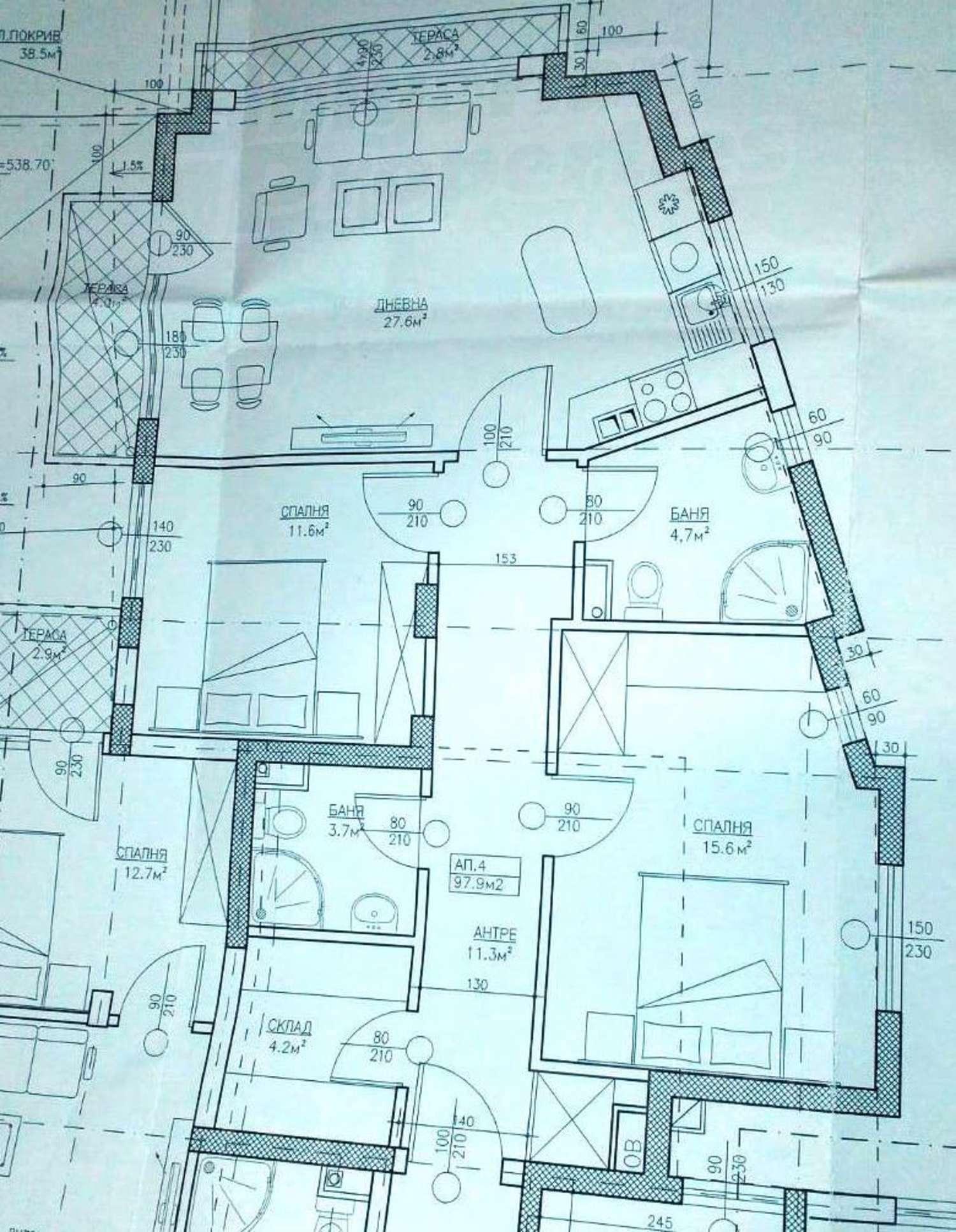 2 Bedroom Apartment For Sale In Sofia Quartercenter