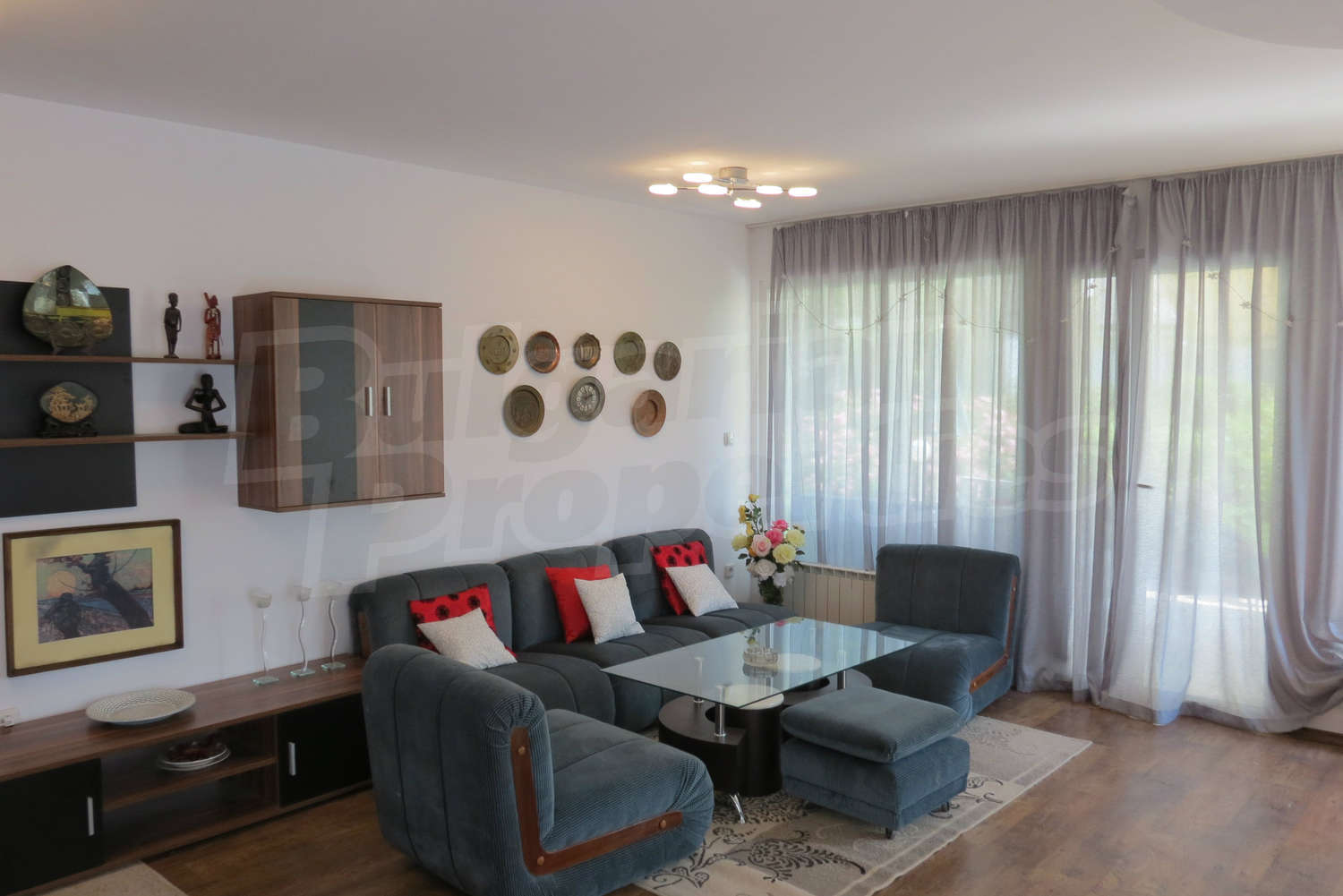 House For Rent Near Sofia Bulgaria Modern Fully Furnished 2