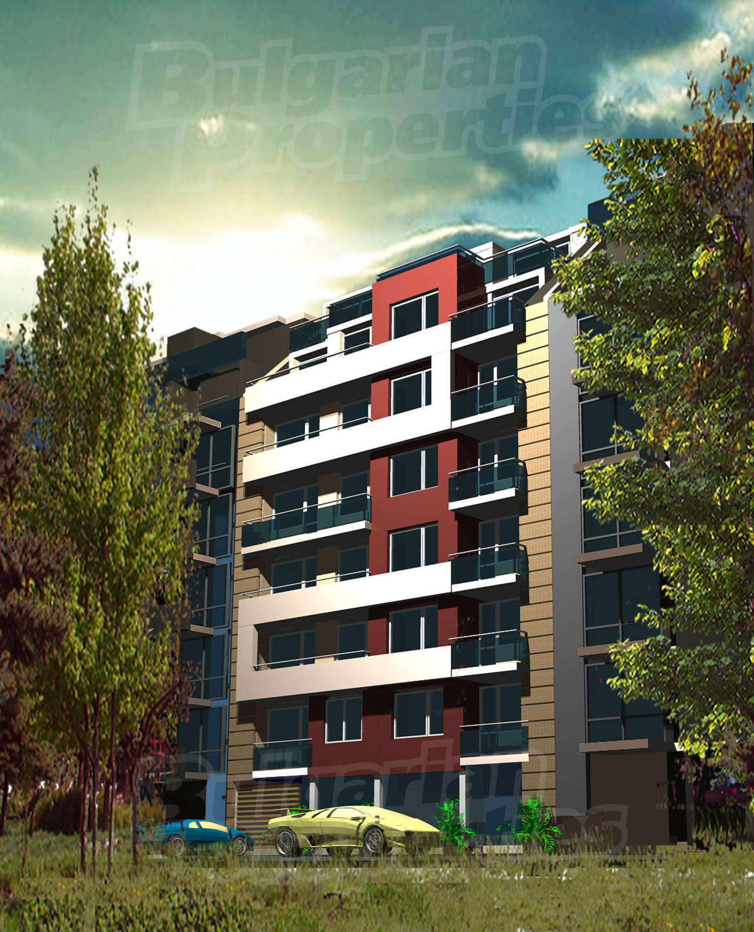 Apartment For Sale In Sofia, QuarterZona B-19, Bulgaria