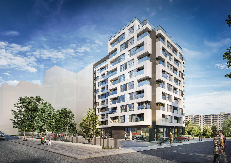 Tristaen Apartament V Gr Sofiya Kv Manastirski Livadi Za