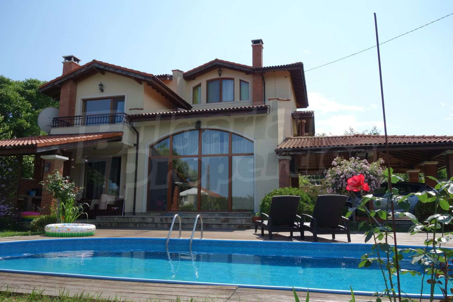 House for sale in Osenovo, Bulgaria  Excellent 3-storey House With