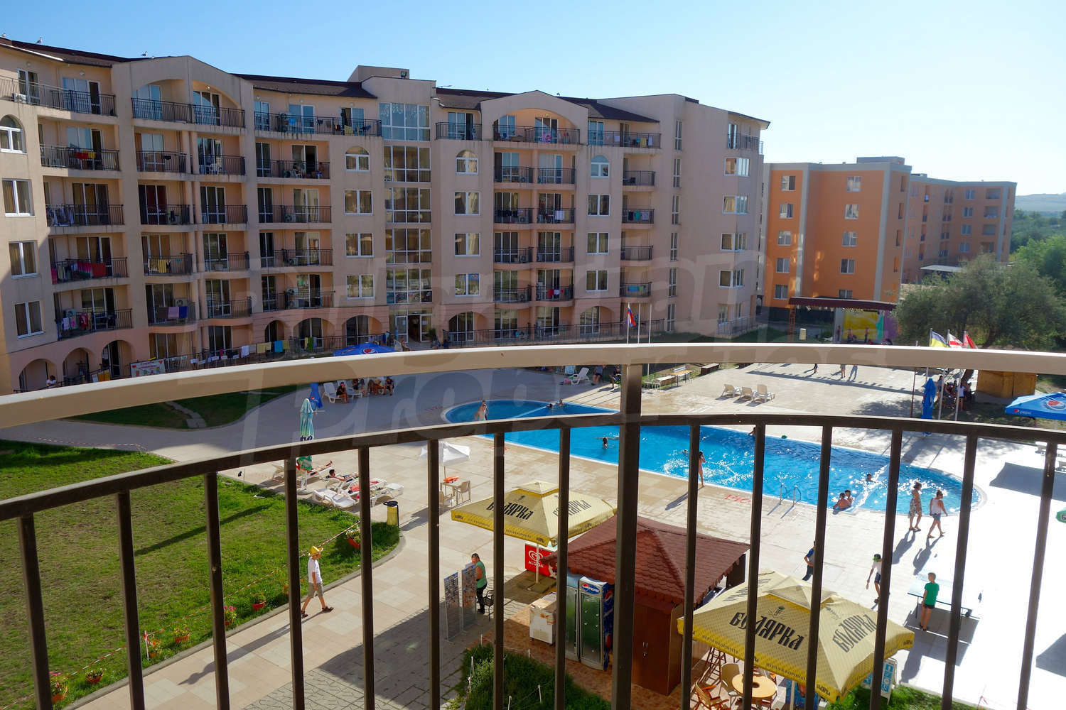 1 Bedroom Apartment In Star Club Complex Sunny Beach