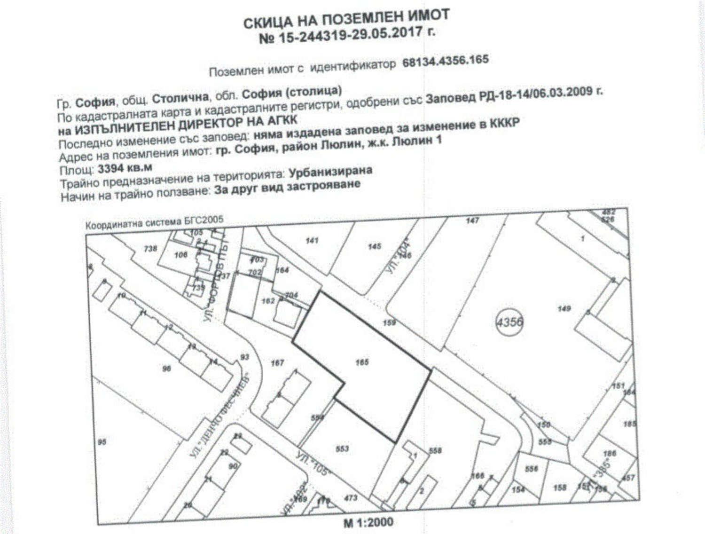 Marshrut 42 Raspisanie Shema I Ostanovki Zh K Lyulin 8 Lyulin 8 Qr