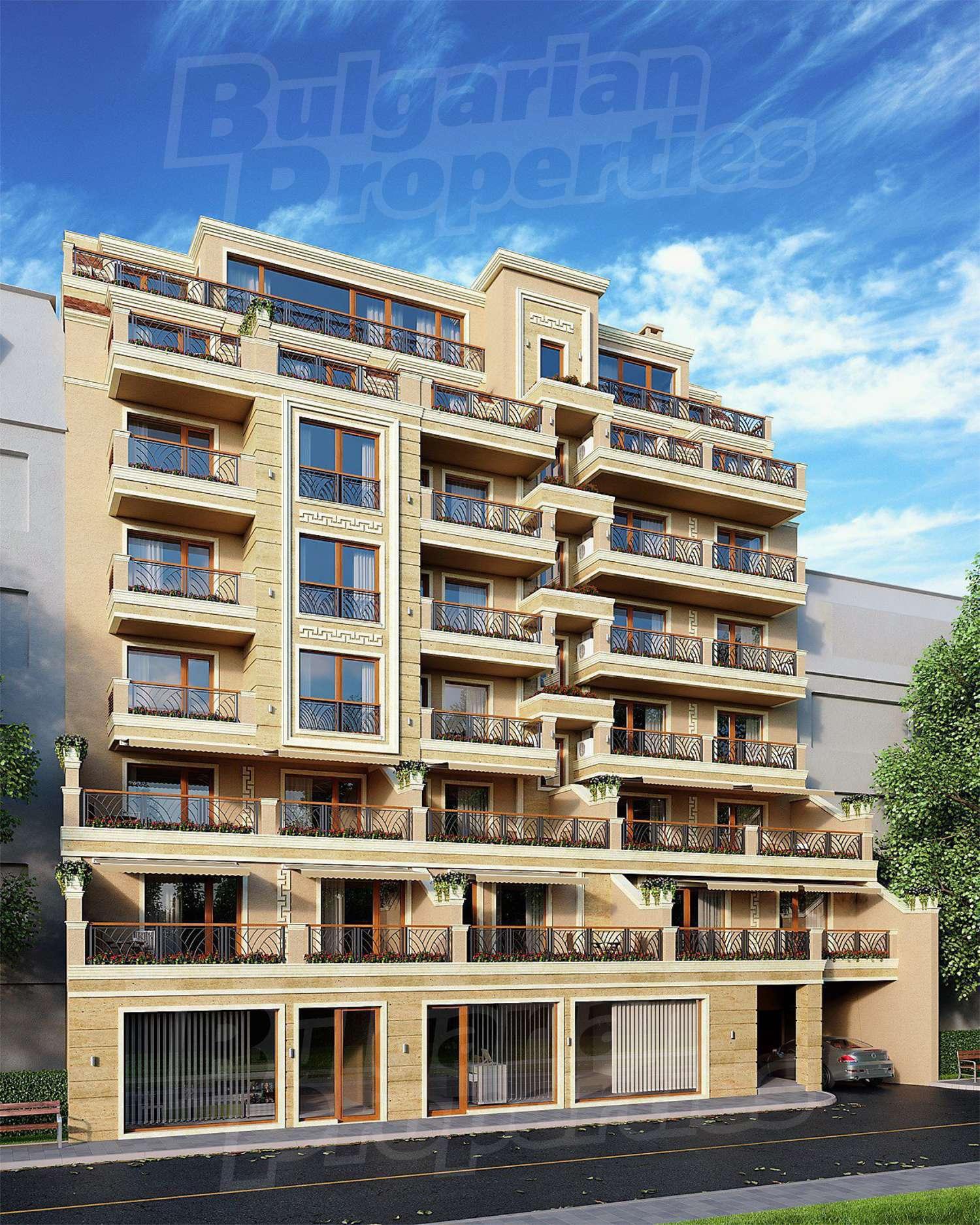 1-bedroom Apartment For Sale In Sofia, QuarterZona B-5