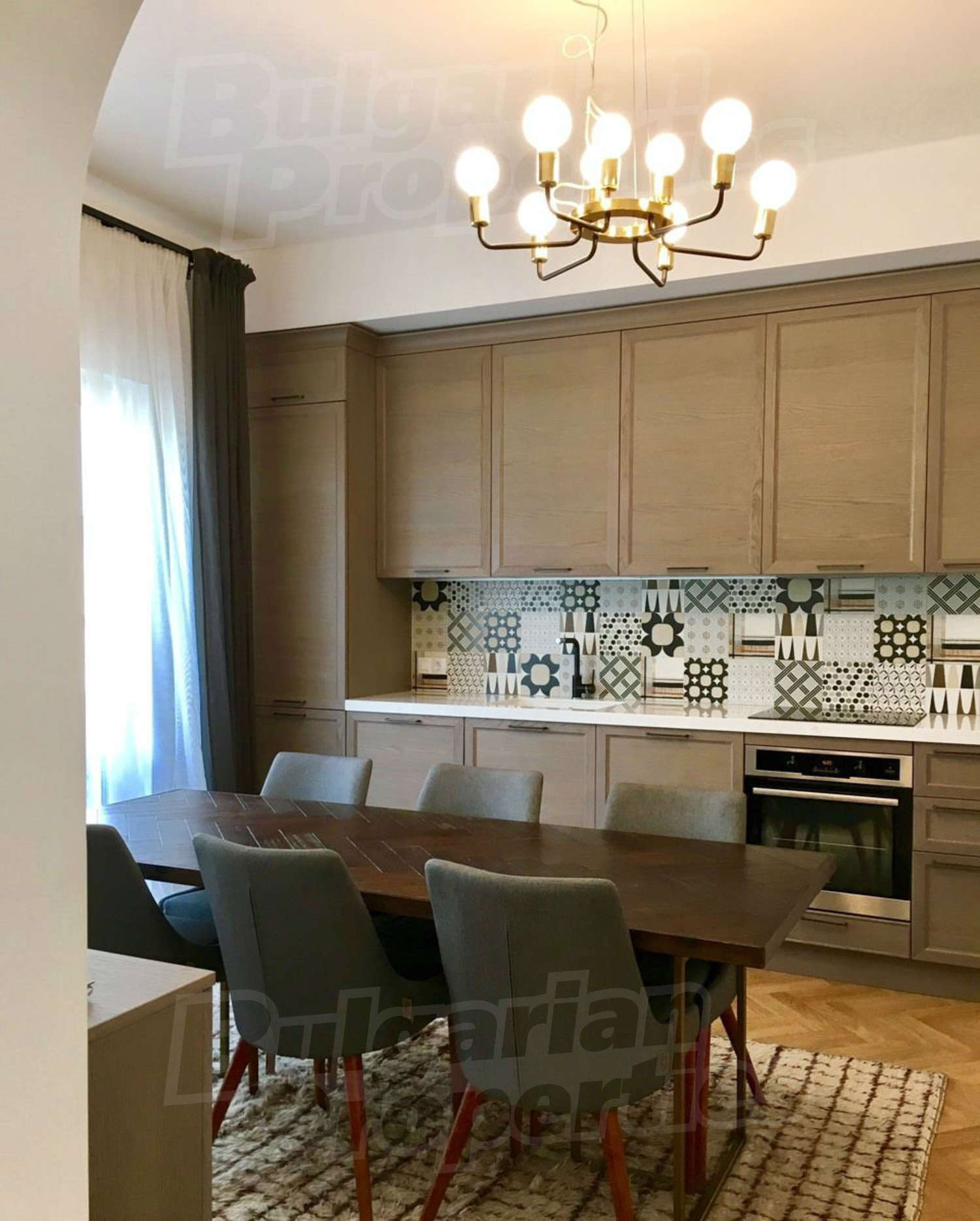Nice 3 Bedroom House For Rent: 3-bedroom Apartment For Rent In Sofia, QuarterDoktorski