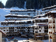 Lovely studio for sale in the gated complex Grand Monastery in Pamporovo