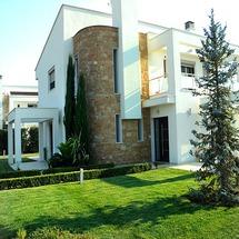 Луксозна еднофамилна къща в Солун