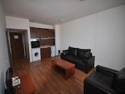 Обзаведен двустаен апартамент в известен комплекс