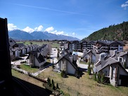 Unfurnished Studio in a Luxury Complex near Bansko