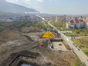 Large development land suitbale for the construction of residential and office building