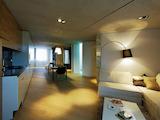 Двустайно жилище с впечатляващ дизайн в спокоен район