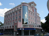 Elegant office in a modern business building in Plovdiv