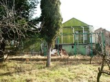 Regulated plot of land with small house in Varna close to the sea