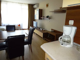 Fully furnished 1-bedroom apartment in Golden Sands, first-line from the sea
