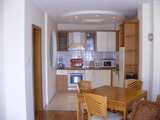 Fully furnished 2-bedroom apartment in the top center of Varna
