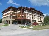 Contemporary hotel on panoramic location close to Pamporovo