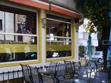 A functioning cafe-bar downtown Varna