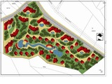 A huge regulated plot for holiday village, only 2 km from the sea